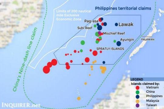 Australia, Jepang, AS desak ASEAN buat aturan mengikat di kawasan sengketa