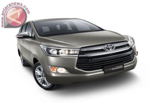 Lima mobil Toyota sabet penghargaan favorit ARCA