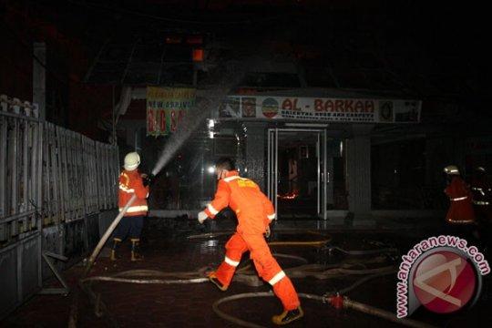 Damkar apresiasi pengelola tangani kebakaran Pejaten Village
