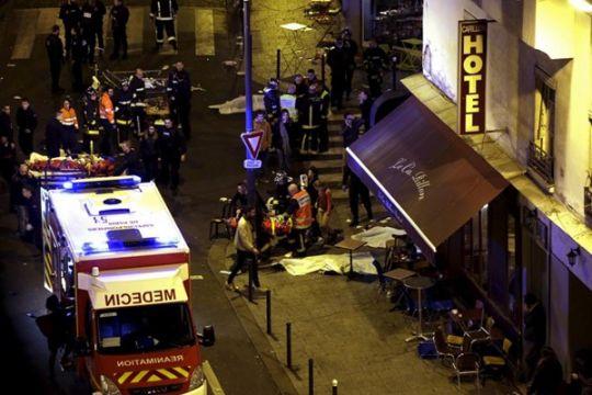 TEROR PARIS - Update warga asing tewas, tak ada WNI