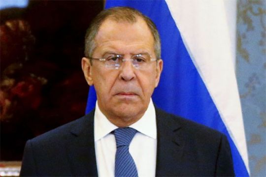 Lavrov-Tillerson komunikasi telefon bahas Suriah utara