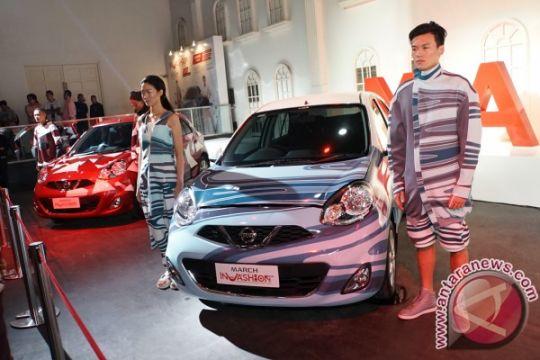 Danjyo Hiyoji rancang busana kolaborasi dengan Nissan