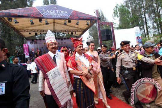 Dinas Pariwisata Samosir gelar festival band