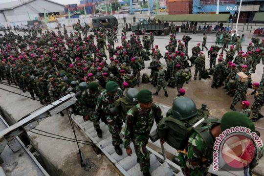 Danrem perintahkan anggota TNI tindak pelaku karhutla