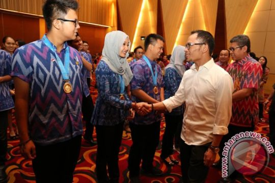 Indonesia target juara umum ASC XI 2016 Malaysia
