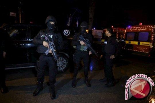 Polisi Tunisia dan tiga anggota milisi tewas akibat bentrokan