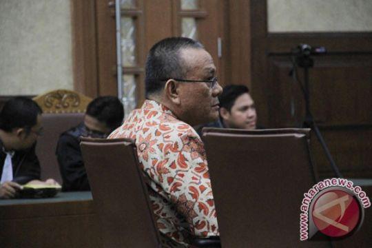 Mantan Kadis PU Sumsel divonis 3 tahun penjara