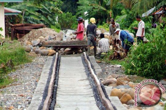 Jalur KA Jambi-Betung dalam tahap pengadaan tanah