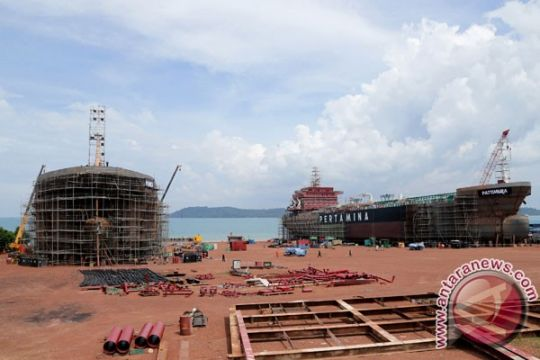 Batam ingin hidupkan kembali industri galangan kapal
