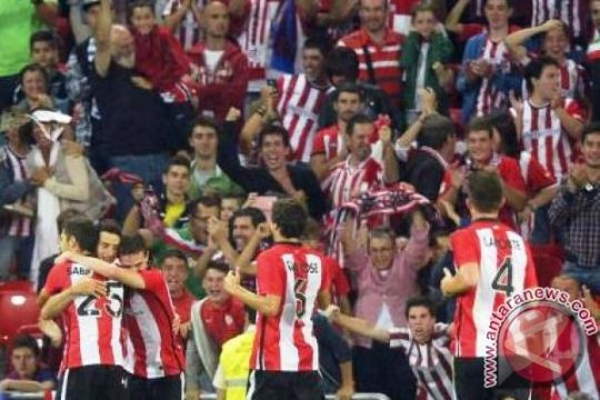 Bilbao hempaskan Villareal 3-2 di Copa del Rey
