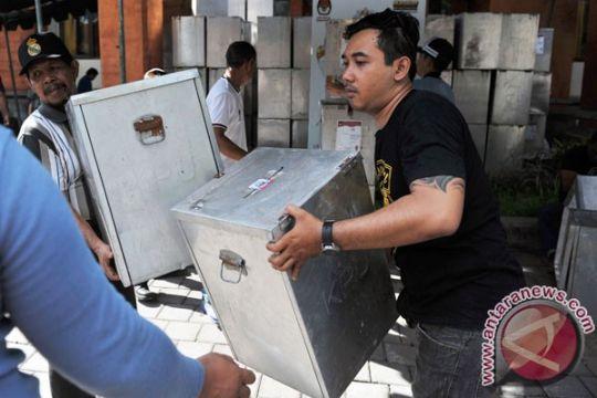 Hitung cepat Tangerang Selatan: Airin Diany-Benyamin Davnie sementara unggul