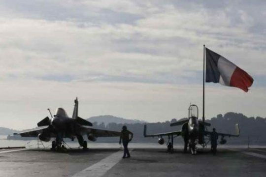 Prancis peringatkan warga negaranya tak bepergian ke Iran dan Irak