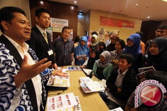 Mahasiswa Indonesia mendapat tawaran beasiswa dari Jepang