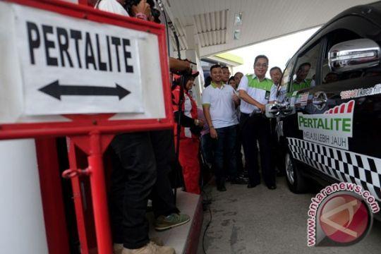 Pertalite kuasai Riau
