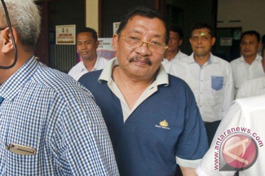 Mantan Bupati Pelalawan dijebloskan ke penjara