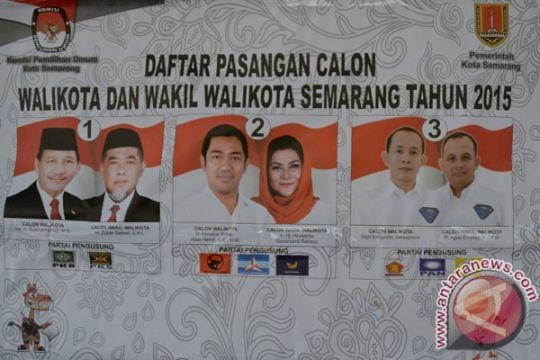 KPU bantah penggelembungan suara di Pilkada Semarang