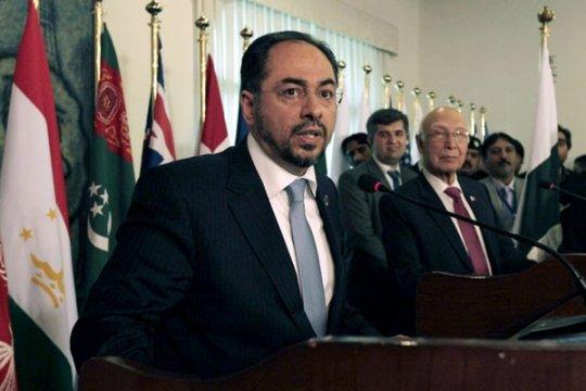 Mantan Menlu Afghanistan: strategi AS di Afghanistan telah gagal