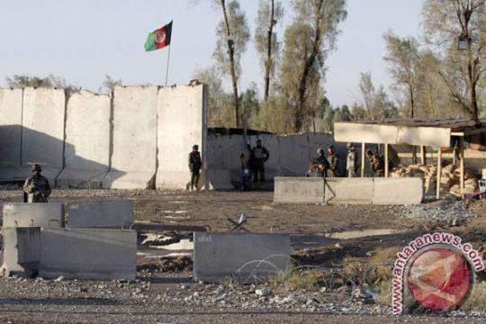 Dua tewas dalam serangan bom di distrik diplomat Afghanistan