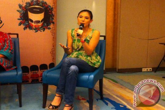 Olga ajak perempuan Indonesia jadi agen literasi media