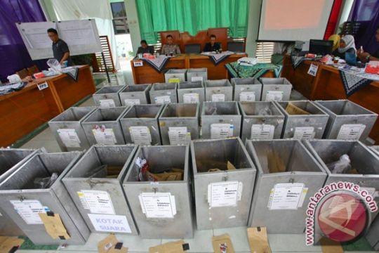 KPU: Rekapitulasi suara 31 kecamatan Jember tuntas
