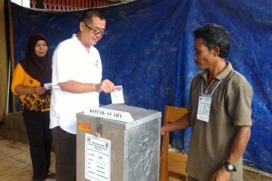 Suara Jokowi-Amin unggul di perbatasan Indonesia-Malaysia