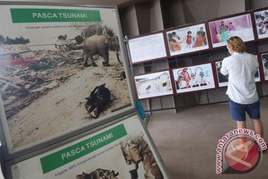 22 lukisan dipamerkan dalam peringatan Tsunami Aceh