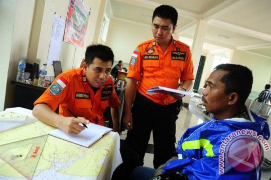 Radius pencarian korban tenggelam diperluas tim SAR Pontianak