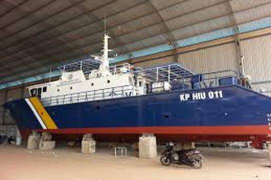 KKP tangkap kapal Malaysia