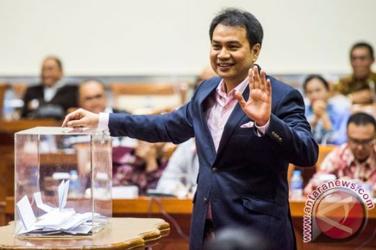 Komisi III voting pilih pimpinan KPK