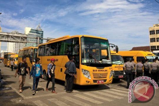 Kemenhub sudah bagikan 180 bus sekolah