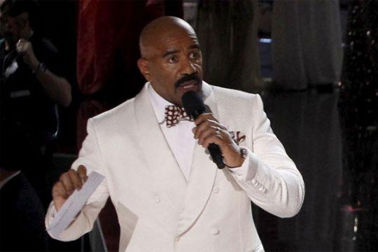 Steve Harvey ogah jadi host Oscars