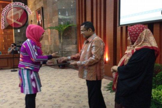 110 usaha kecil mendapat penghargaan tertinggi IKM