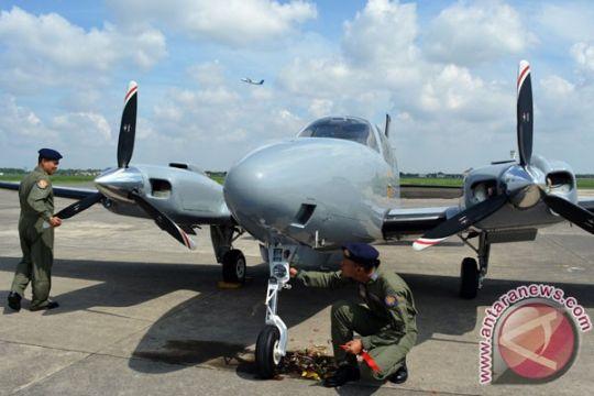 Puspenerbal miliki pesawat latih Baron G-58