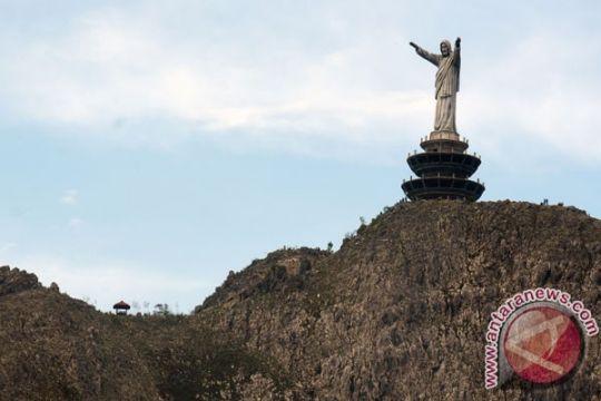 Pembangunan ikon Papua Patung Yesus telan biaya Rp500 miliar