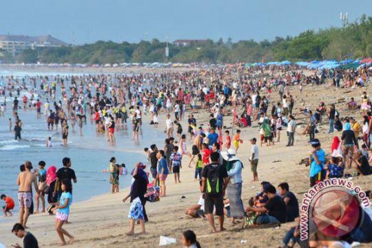 Wisatawan India ke Bali naik 45,59 persen