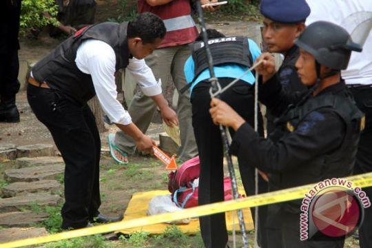 Tas diduga berisi bom gegerkan warga Pasuruan
