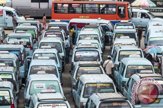 Polresta Bogor dukung pengubahan rute angkot