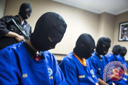 Polisi ringkus sindikat pengedar narkoba di Medan