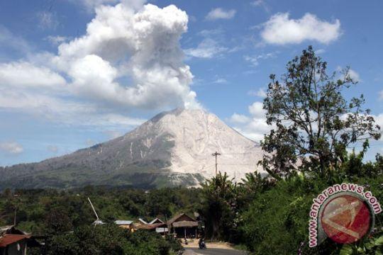 BNPB : ancaman lahar dingin di Sinabung meningkat