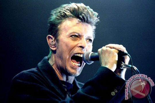 David Bowie berwasiat agar abunya ditebar di Bali