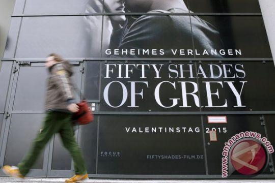 Fifty Shades of Grey dinobatkan sebagai film terburuk