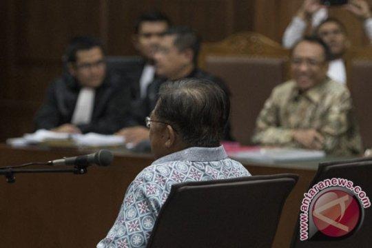 Keterangan Jusuf Kalla di persidangan Jero Wacik