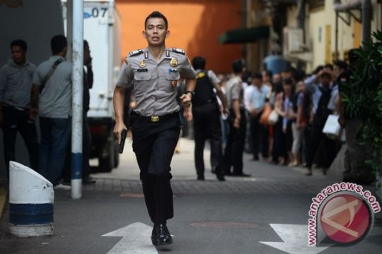 BOM JAKARTA - DPD desak polisi usut tuntas peledakan bom