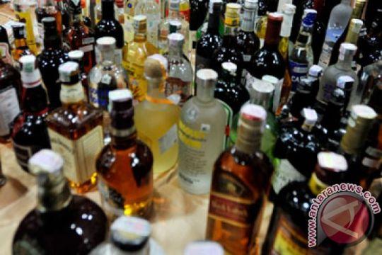 Prajurit perbatasan amankan 3.951 minuman keras selundupan