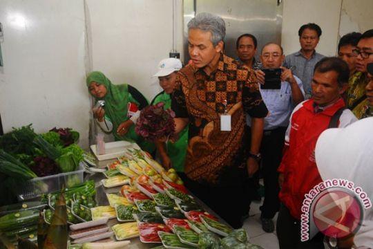 Petani Merbabu pasok sayuran ke pasar modern