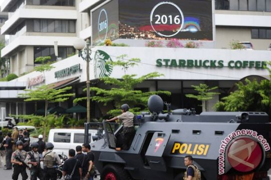Pasca teror Jakarta, IHSG Jumat dibuka menguat 5,80 poin