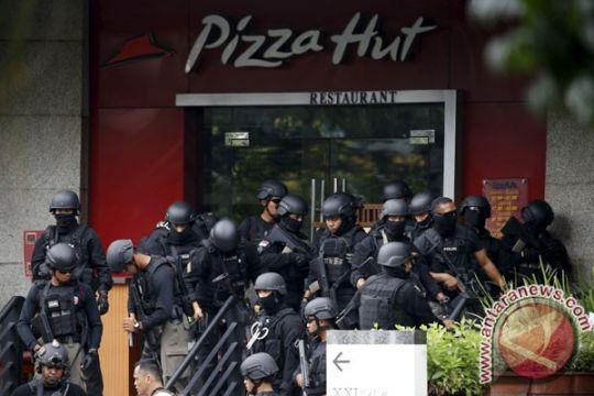 Pasca teror Jakarta, sejumlah sekolah gelar aksi damai di HI