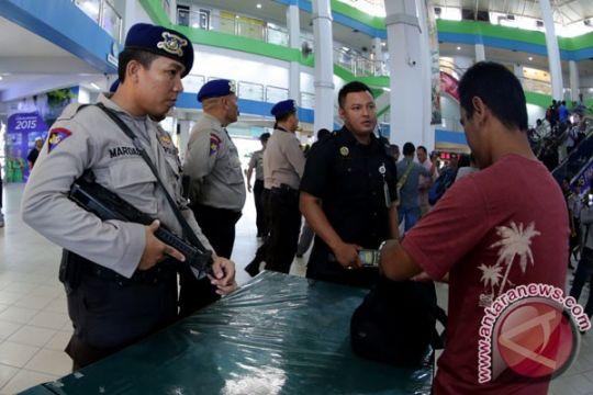 Markas polisi di Batam dalam status siaga