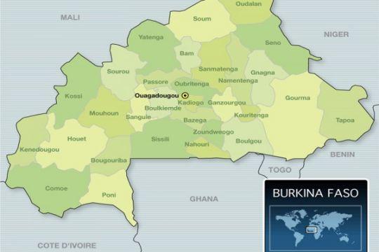 Empat warga Katolik tewas akibat serangan gereja susulan Burkina Faso