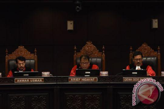 MK tolak gugatan Pilkada Solok Selatan